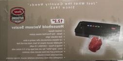 "Coastal Products 061124-J 12"" Household Vacuum Sealer Compac"