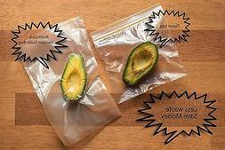 100 Bags Quart 8 x 12 Vacuum Sealer Food Saver Seal-a-Meal F