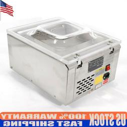 Digital Vacuum Packing Sealing Machine Sealer Chamber Commer