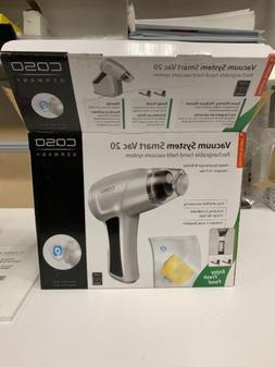 CASO Germany 11320 SmartVac 20 Handheld Vacuum Sealer Gray F