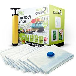 16!Vacuum-Storage-Space-Saver-Bags-Saving-Seal-Clothing-Comp