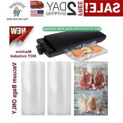 2 Large Commercial Bargains 8 x 50' Vacuum Food Sealer Saver