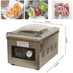 220V Single-Chamber Vacuum Packing Machine Food Vacuum Seale