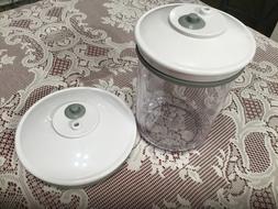 Foodsaver 25 oz. Canister Vacuum Sealer Food Storage System