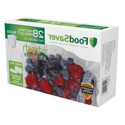 FoodSaver 28 Pint-sized Bags with unique multi layer constru