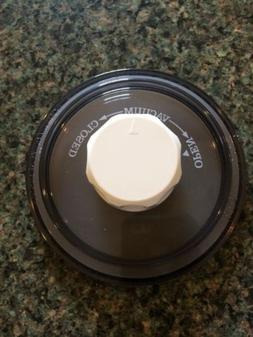"Foodsaver Tilia 4"" Vacutop Lid Smoke Color"