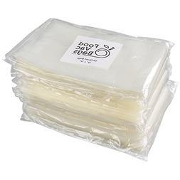 "400 8"" X 12"" Quart FoodVacBags Vacuum Sealer Bags Profession"