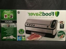 Foodsaver 4800 Series Fully Automatic Vacuum Sealing 2-in-1