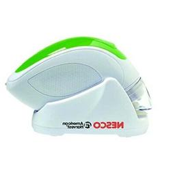 VS-09HH Hand Held Vacuum Sealer, White/Green