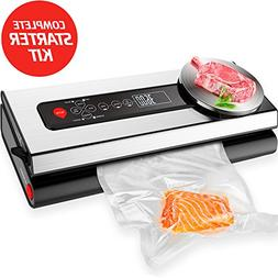 Vacuum Sealer - Auto Stainless Steel Food Vacuum Sealer Mach