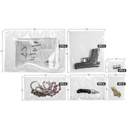 Arrowhead Forensics A-1172C Heavy Duty Barrier Heat Seal Bag