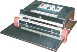 """AIE-250 10"""" Semi-Auto Table Press Impulse Sealer & Bag Seale"""