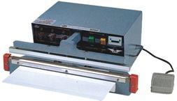 """AIE-450A1 18"""" Automatic Programable Impulse Bag Sealer w/ 2m"""