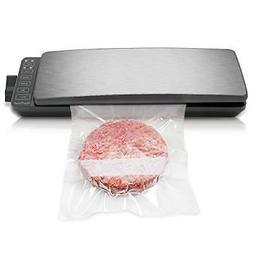 Automatic Food Vacuum Sealer System - 110W Sealed Meat Packi