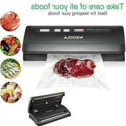 Automatic Vacuum Sealer Kitchen Food Saver Sealing Packing M