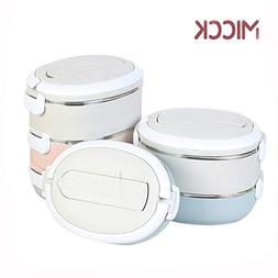 Best Quality - Lunch Boxes - Stainless Steel Bento Box Non-M