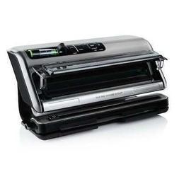 FoodSaver® Brushed Aluminum FM5330 Food Preservation System