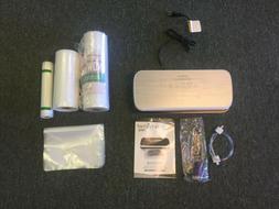BUNDLE - Vacuum Sealer By NutriChef, Led Indicator Lights  &