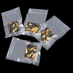 Clear 3.15mil Nylon Vacuum Heat Seal Bags Food Storage Heat