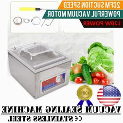 Commercial Automatic Vacuum Sealer Food Sealing Packing Mach