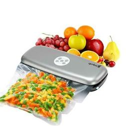 Commercial Food Saver Vacuum Sealer Machine Cutter + 5 Bags