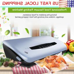 Commercial Food Saver Vacuum Sealer Machine Sealing System P
