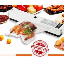 Commercial Food Saver Vacuum Sealer Machine Sealing System w