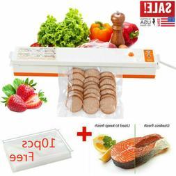 Commercial Food Saver Vacuum Sealer Seal Meal Machine Foodsa