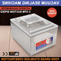 Commercial Kitchen Food Chamber Tabletop Seal Vacuum Packagi