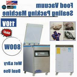 Commercial Vacuum Sealer 2*2L Wet &Dry Food Vacuum Sealing P
