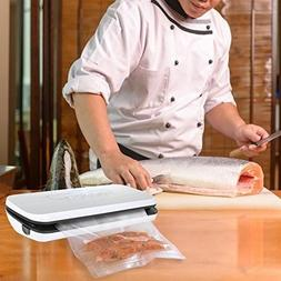 COMPACT Vacuum Sealer Dry Moist Food Modes Automatic Vacuum