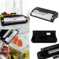 Deluxe Vacuum Sealer Black Food Storage Saver Home Sealing 1