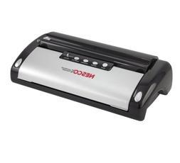 Nesco Deluxe Vacuum Sealer  VS-02 new