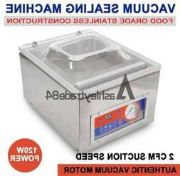 Digital Vacuum Packing Sealing Machine Sealer 120W Packaging