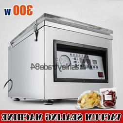 Digital Vacuum Packing Sealing Machine Sealer 300W Chamber C