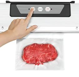 Easy Press 'N Seal Vacuum Sealer By Cooler Kitchen W/Extra S