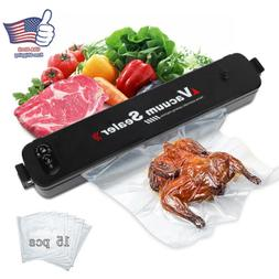 Food Vacuum Sealer Saver Machine Meal Fresh Saver Packing Ho