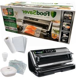 FoodSaver FM5440 2-in-1 Vacuum Preservation Sealer Set Packa