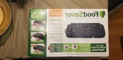 Food Saver 2244 Vacuum Food Sealer 2200 series opened box un