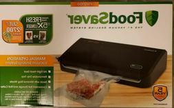 Food Saver Vacuum Sealing System FM2100 Sealer & Starter Kit
