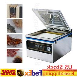 800W Food Sealer Chamber Packaging Machine Commercial Tablet