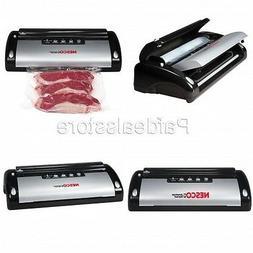 Food Vacuum Sealer, Black/Silver