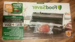 FoodSaver FM-5300-000 2-in-1 Automatic Vacuum Sealer System