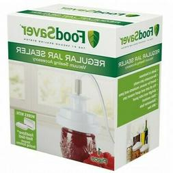 foodsaver vacuum sealing accessory jar