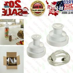 FoodSaver Wide Mouth Mason Jar Sealer Regular Sealing Machin