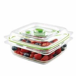 The NEW FoodSaver Fresh Container, 3 cup FAC3-000