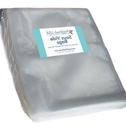 PackFreshUSA Gallon Sous Vide Vacuum Sealer Bags