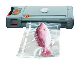 Foodsaver GameSaver Silver Vacuum Sealer Kit FSGSSL0300-000