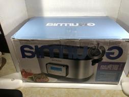 Gourmia GSV550 9 Qt Sous Vide Water Oven Cooker