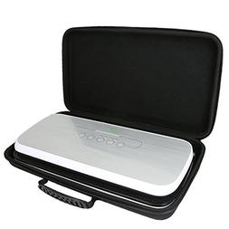 Hard Case for Vacuum Sealer By NutriChef   Automatic Vacuum